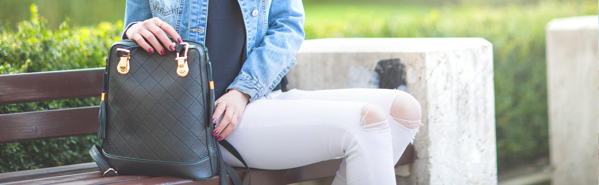 modne damske ruksaky a batohy