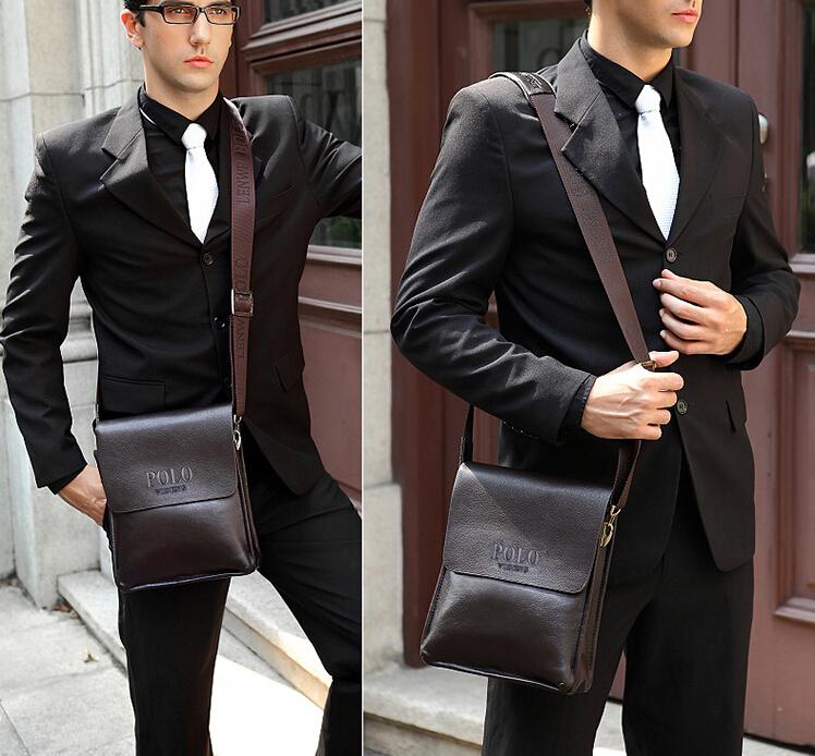 Resultado de imagem para como usar bolsas masculinas