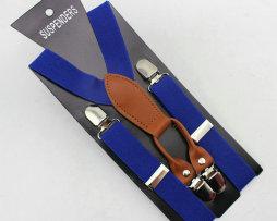 Unisex detské nastaviteľné traky s elastickým pásom, vzor 11