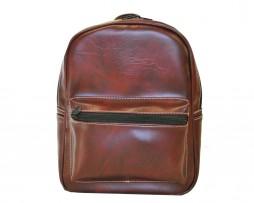 adec0e3918 Dámsky praktický ruksak 8672k v bordovej farbe