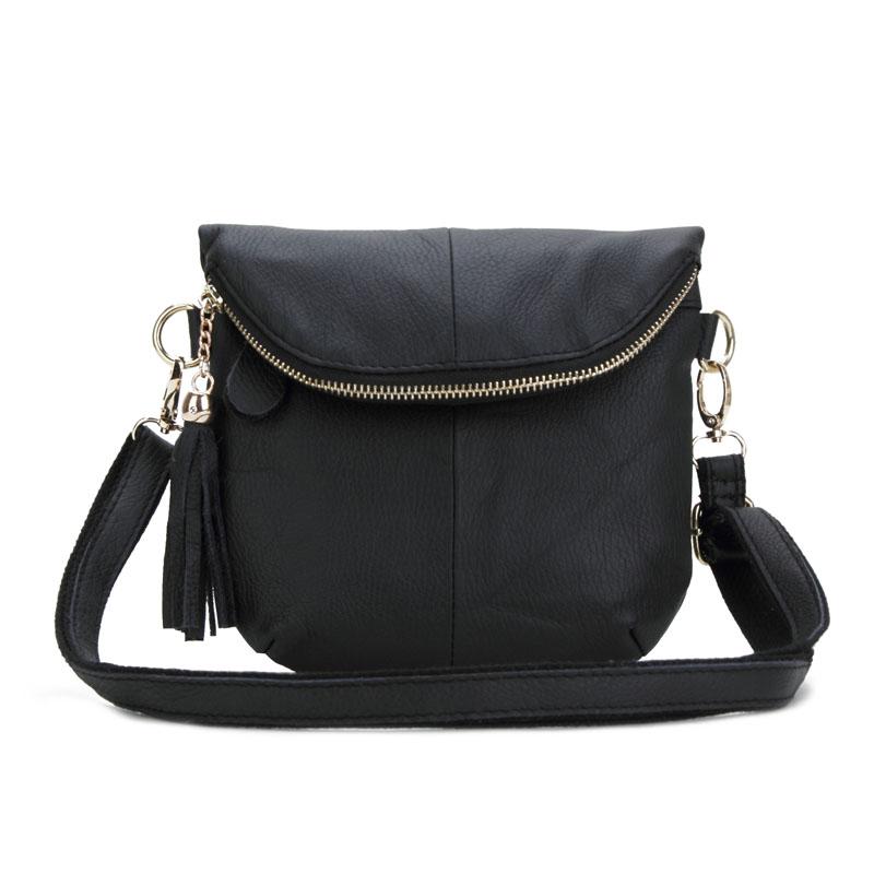 Dámska taška cez rameno z pravej hovädzej kože  c8a68d0967d