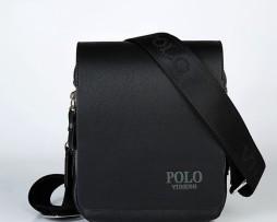 Kožená biznis taška cez rameno POLO (15)