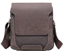 Kožená biznis taška cez rameno POLO v rôznych veľkostiach (6)
