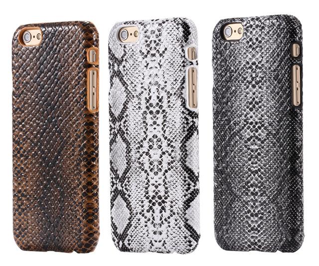 Kožený obal na iPhone 6 plus v štýle krokodíla v rôznych farbách ... 7c8a7b1e0e9