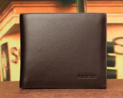 Kvalitná pánska kožená peňaženka BOGESI v luxusnom dizajne1