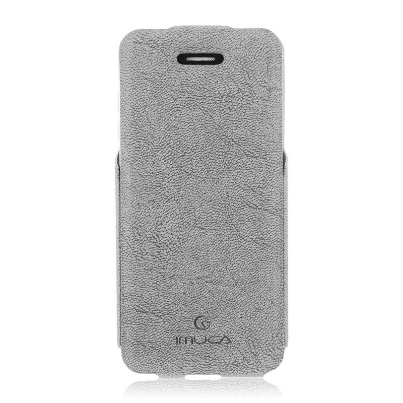 Vysoko kvalitné kožené puzdro pre iPhone 5 5S značky IMUCA + fólia ... 770c84880d2