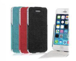 Vysoko kvalitné kožené puzdro pre iPhone 5 (6)