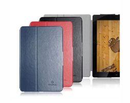 Zamatové kožené púzdro Flip pre iPad Mini 1, 2, 3, s funkciou budenia (7)
