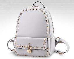 Dámsky školský ruksak s vybíjaním vo farbách9