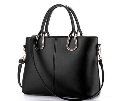 Kvalitná dámska kabelka v elegantnom štýle vo farbách z kvalitnej umelej kože.3