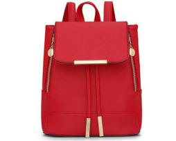 Nádherný kožený dámsky ruksak vo farbách3