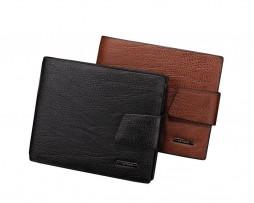 Kvalitná pánska kožená peňaženka Yateer zo syntetickej kože