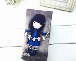 Peňaženka z kolekcie Cartoon - Paper girl