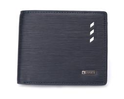 Štýlová kožená peňaženka BOGESI zo syntetickej kože, horizontálna1