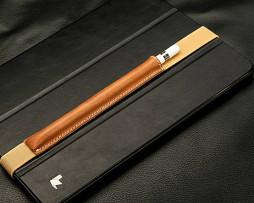 Kožené púzdro pre Apple pencil s naťahovacím remienkom, JisonCase13