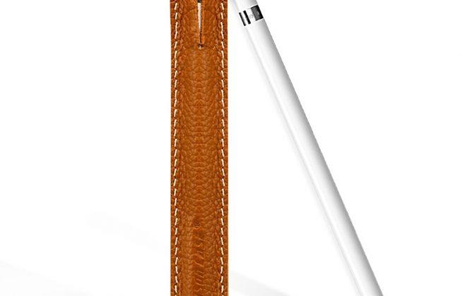 Kožené púzdro pre Apple pencil v rôznych farbách 5dbd710f95a