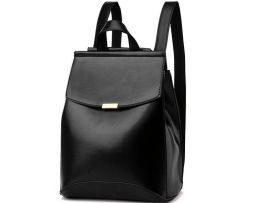 Kvalitný ruksak pre dámy vyrobený z kože vo farbách (3)
