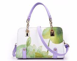 kvalitna-damska-kabelka-s-podtlacou-kvetin-v-zelenej-farbe