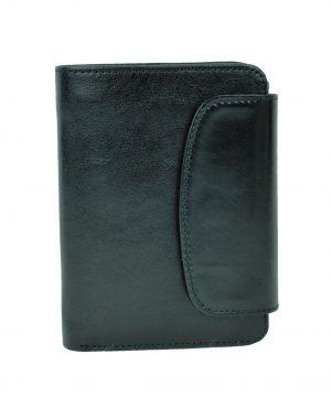 Luxusná kožená peňaženka vyrobená z pravej prírodnej kože dovážanej z Talianska. V súčasnej dobe spoznáte pravého džentlmena alebo biznismena (1)