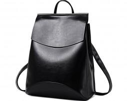 Luxusný dámsky ruksak s možnosťou využitia kabelky vo farbách (2)