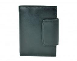 Moderná kožená peňaženka č.8211 v čiernej farbe 0dc114784bf