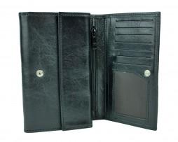 Luxusná kožená peňaženka z prírodnej kože. Všetky nami ponúkané kožené peňaženky majú originálny dizajn (1)