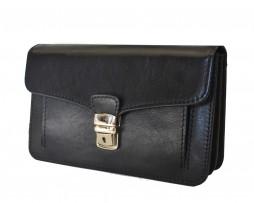 Etue tašky na doklady sú praktickým spoločníkom najmä pre pánov. Príručné tašky na doklady môžete nosiť v ruke1