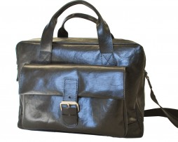 Pracovná kožená cestovná kabela je taška určená na cesty. Štýlová cestovná kabelka je typ cestovnej tašky s praktickou výbavou.