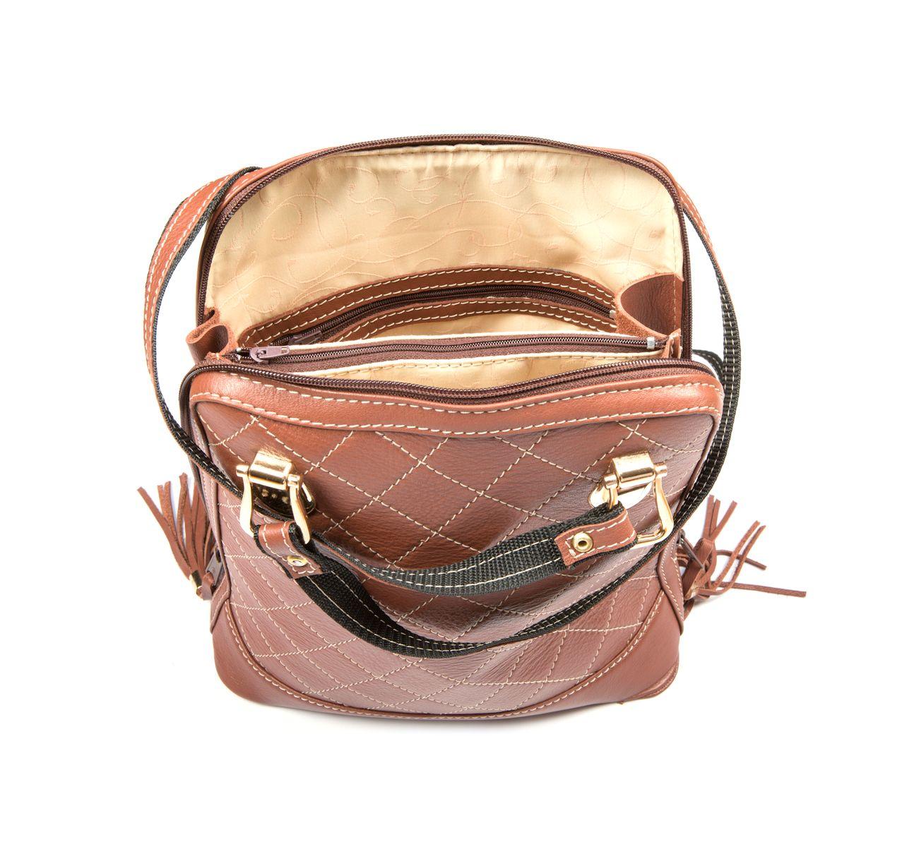 07082b312c Dámsky luxusný ruksak vyrobený z kože vo farbách