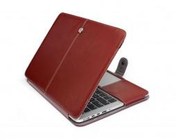 Kožené púzdro na Macbook je nádherné biznis púzdro na všetky typy Macbookov od značky Apple. Púzdro na Macbook zabezpečí ochranu Vášho Macbooku proti nárazu, poškriabaniu alebo prachu (5)
