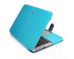 Kožené púzdro na Macbook je nádherné biznis púzdro na všetky typy Macbookov od značky Apple. Púzdro na Macbook zabezpečí ochranu Vášho Macbooku proti nárazu, poškriabaniu alebo prachu (6)