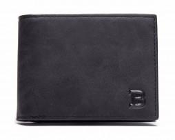 Kožená pánska peňaženka v čiernej farbe fd8369a8fd6