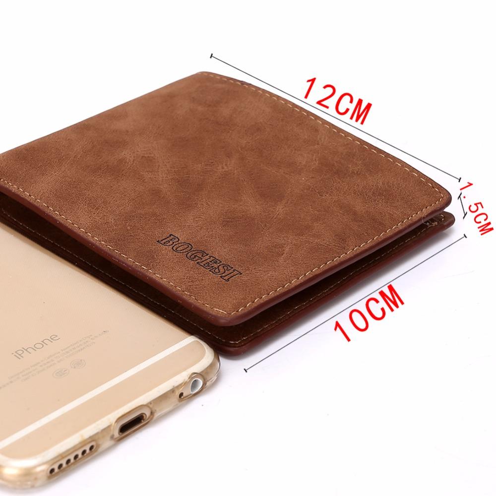 Kožená pánska peňaženka značky Bogesi vo farbách  91034a154a1