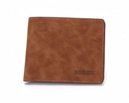 Kožená pánska peňaženka značky Bogesi vo farbách (4)