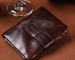 Kožená peňaženka z pravej kože v luxusnom štýle pre pánov7