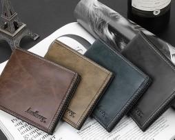 Kožená praktická peňaženka vo farebných variantách 4c6de77f5ac