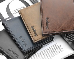 Kožená praktická peňaženka vo farebných variantách3