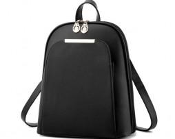 Luxusný dámsky ruksak v jednoduchom elegantnom dizajne vo farbách (2)