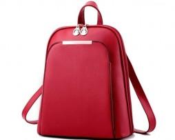 Luxusný dámsky ruksak v jednoduchom elegantnom dizajne vo farbách (5)