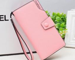 Multifunkčná dámska kožená peňaženka s bohatou výbavou vo farbách4