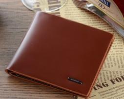 Pánska luxusná peňaženka BOGESI v rôznych farbách1