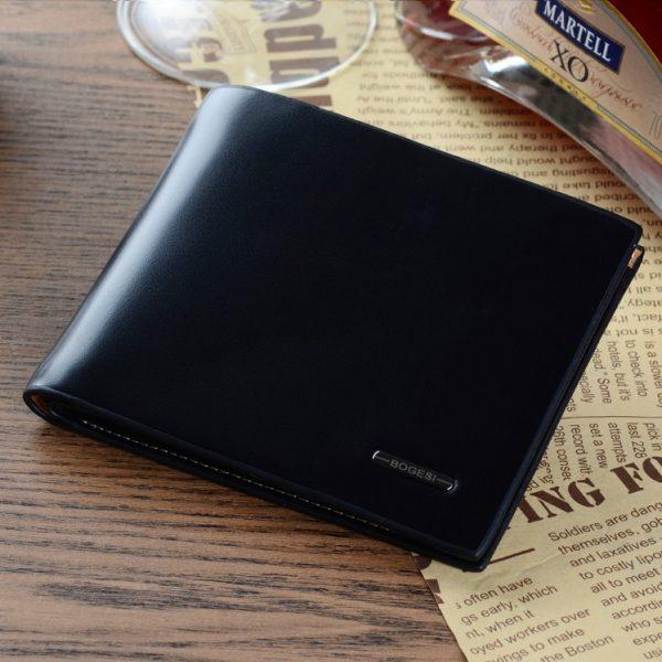 Pánska luxusná peňaženka BOGESI v rôznych farbách3