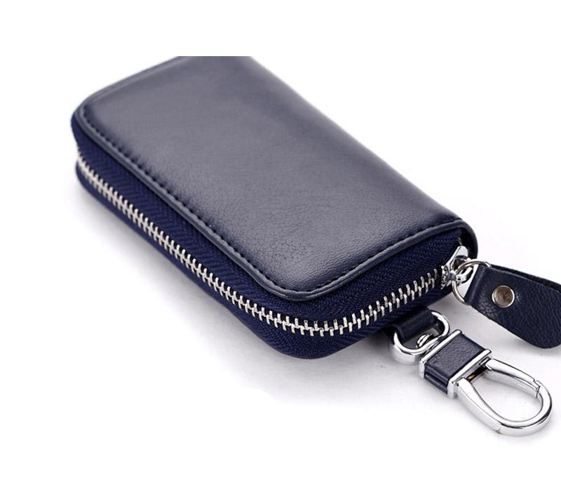 72127257a4 Kožená pánska peňaženka z hrubkovanej kože v čiernej farbe (4)