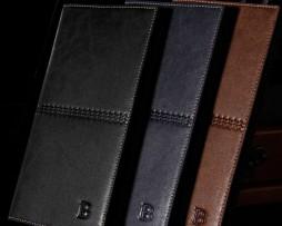 Veľká pánska peňaženka značky Bogesi vo farbách. Peňaženka je vyrobená zo syntetickej kože (4)
