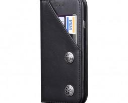 Kryt-na-kreditnú-kartu-stojan-AOKIN-pre-iPhone-X-v-čiernej-farbe