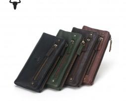 Dámska elegantná kožená peňaženka z kolekcie COUNTRY vo farbách
