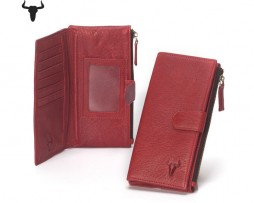 Dámska kvalitná kožená peňaženka z kolekcie COUNTRY vo farbách