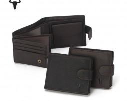 Elegantná kožená peňaženka z kolekcie COUNTRY vo farbách