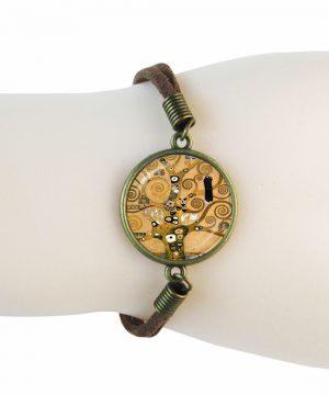 Inšpirované-motívom-Gustav-Klimt-Strom-života