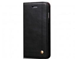 Knižkové-kožené-puzdro-pre-iPhone-X-v-čiernej-farbe-